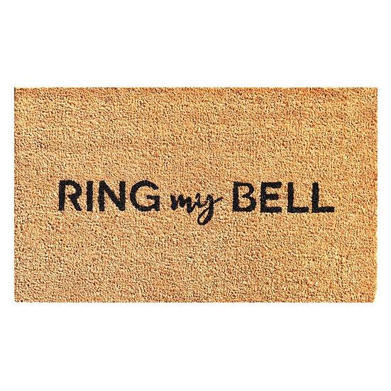 """""""Ring my bell"""" Mat"""