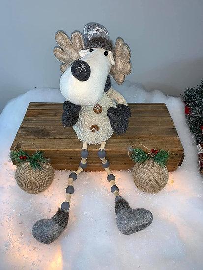 Moose Shelf Sitter