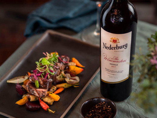 A bounty of Shiraz & Venison at Nederburg