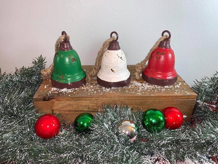 Rusty Bells Set