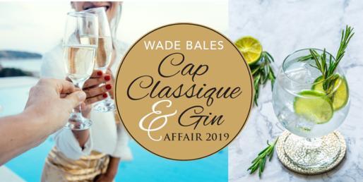 Wade Bales Cap Classique & Gin Affair 2019 (Cape Town)