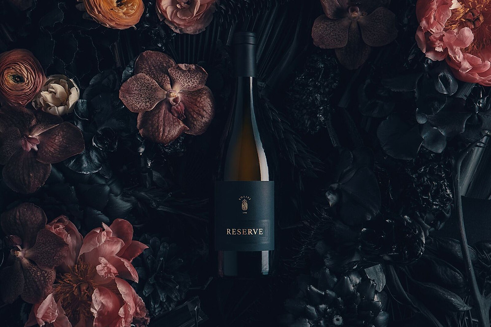Bosjes white reserve chardonnay