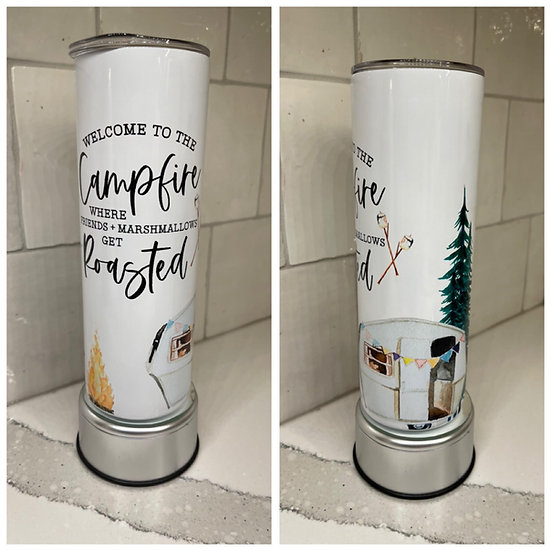 Welcome to the Campfire Tumbler