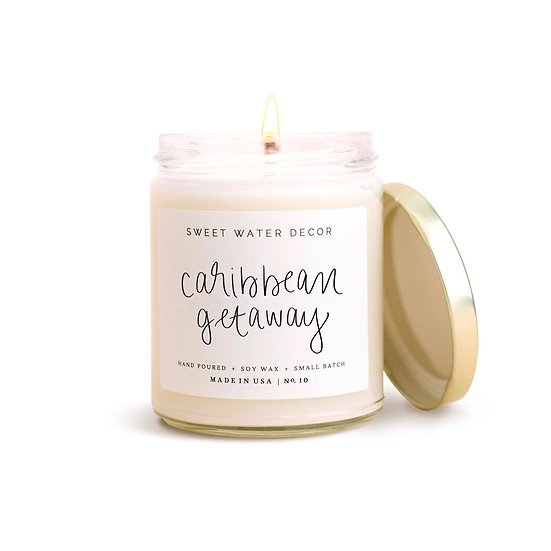 Caribbean Getaway Candle