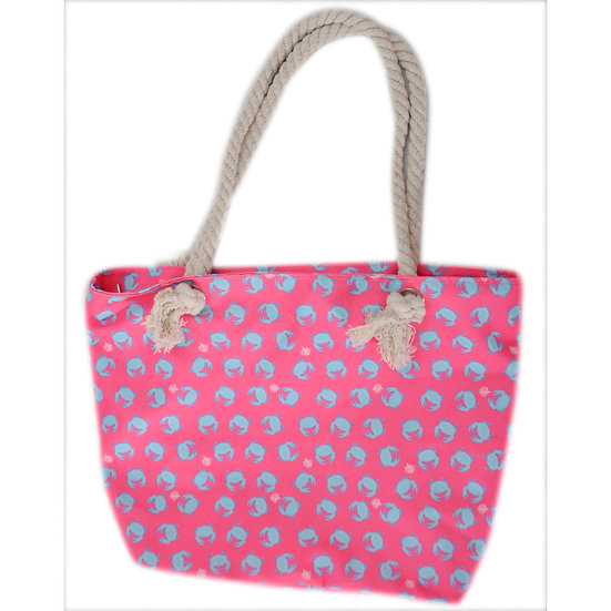 Cute but Crabby Tote