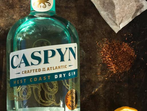 Caspyn West Coast Gin Award Winning Dry Gin