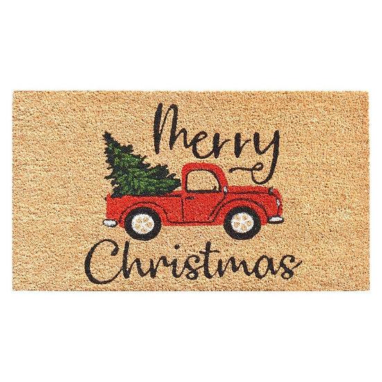"""""""Merry Christmas"""" Mat"""