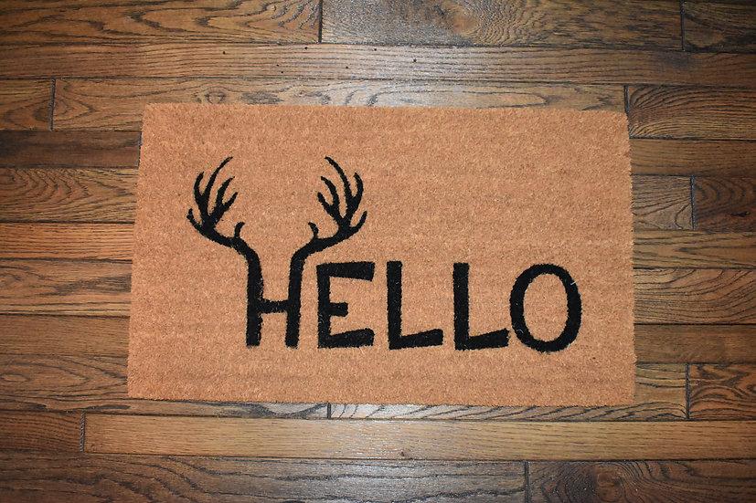 Hello Welcome Mat