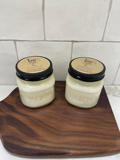 Be Blends 8oz Soy Candles