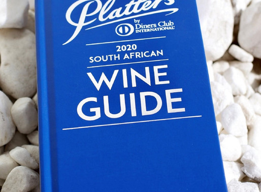 Platter's by Diners Club launches the 2020 South African Wine Guide