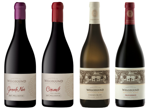 Welgegund Heritage wines reflect on a good year