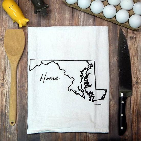 Maryland Towel