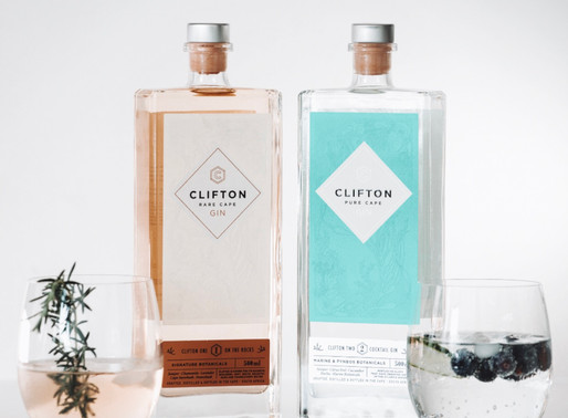World-class Gin launches with two gold medals.