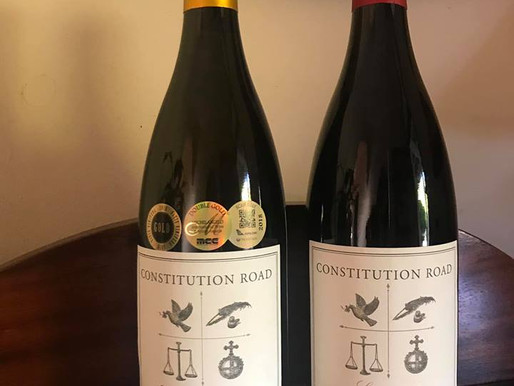 Constitution Road Chardonnay and Shiraz continue to impress | Robertson Winery