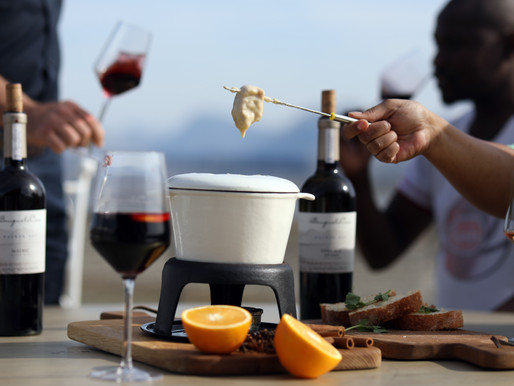 New winter warming pairing at Benguela Cove