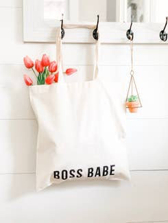 Boss Babe Tote