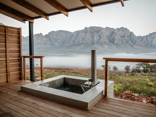 """Go Country Chic At Opstal in Slanghoek, Rawsonville: Home of """"the best views in the Cape"""""""