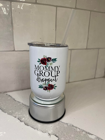 Mommy Group Dropout Tumbler