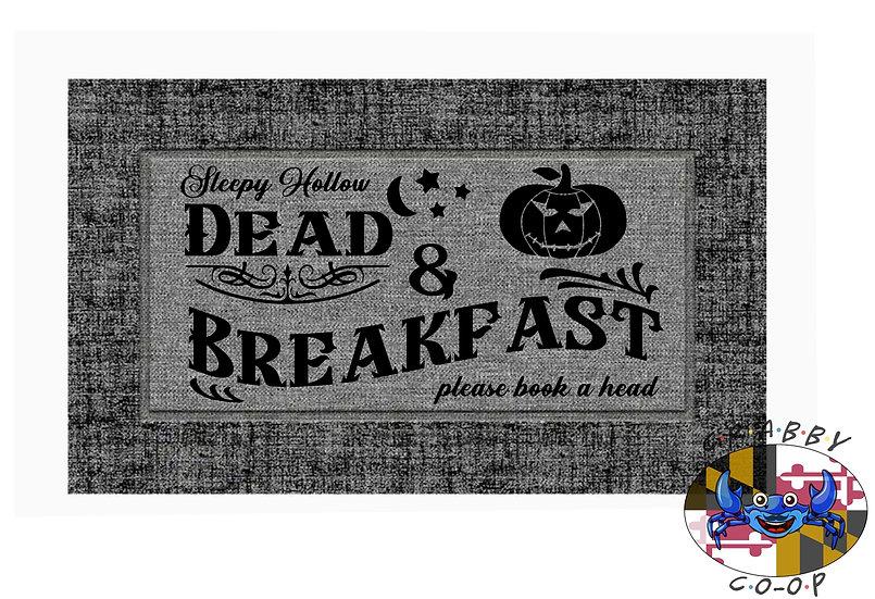 Sleepy Hollow Dead & Breakfast