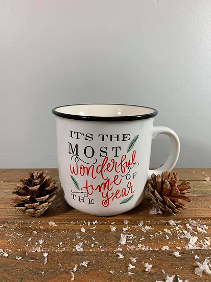 Most Wonderful Time Mug