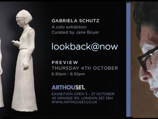 Lookback@now - solo exhibition