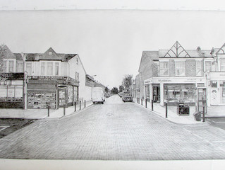 Please help me making the exhibition  'A Walk in Myddleton Road' at Bruce Castle, North Lond