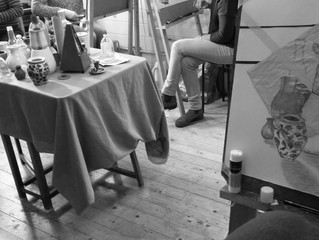 Drawing & Painting Courses starting in January 2017