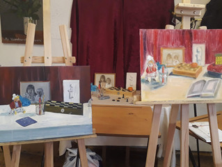 Art courses in North London