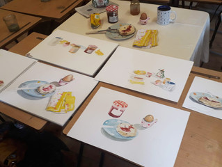 Drawing and Painting courses in Bounds Green, North London
