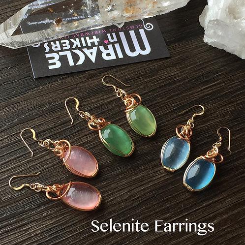 Selenite / Pink