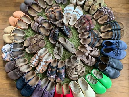 「靴を集める女性」は、、、は、、?、