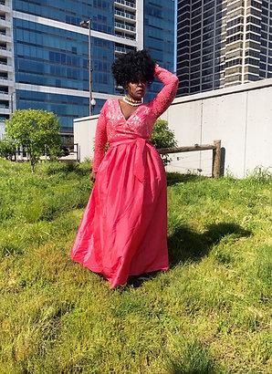 Ravishing Lace Dress