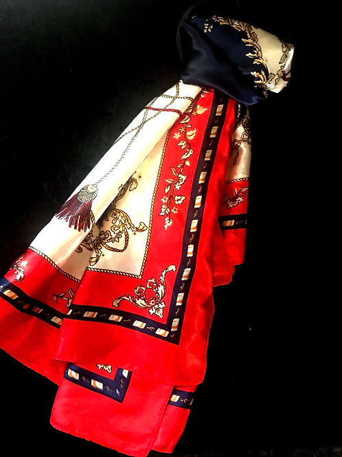 Colonial Fashion Scarf (Large)