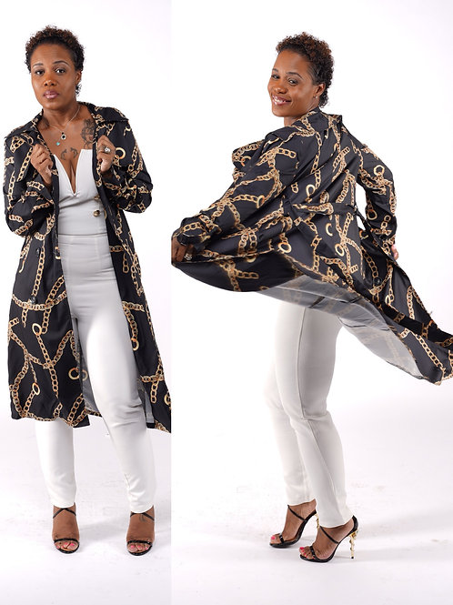 Draped In Chains Jacket