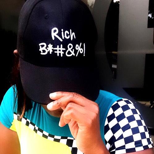 Rich B*#&%!