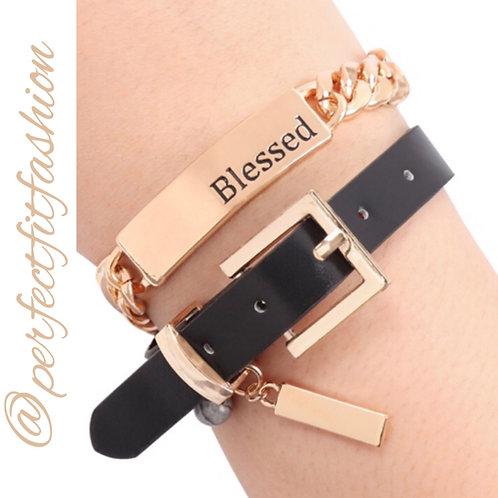 Blessed Wrap Bracelet