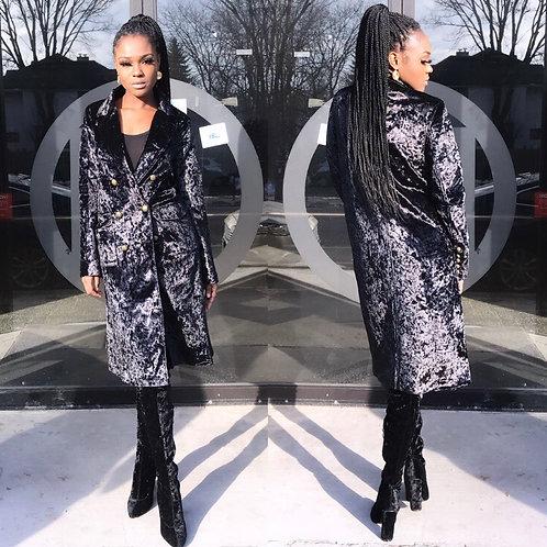 Boss Chic Trench  Coat
