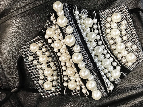 Faced With Pearls