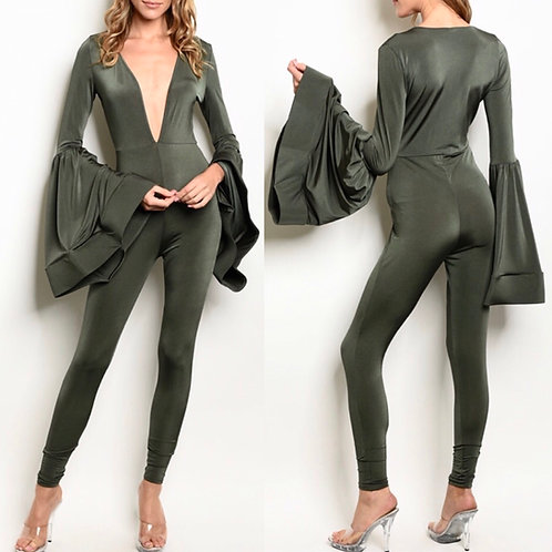 Ring the Bell Jumpsuit