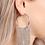 Thumbnail: Be-Dazzle Me Hoop Earrings