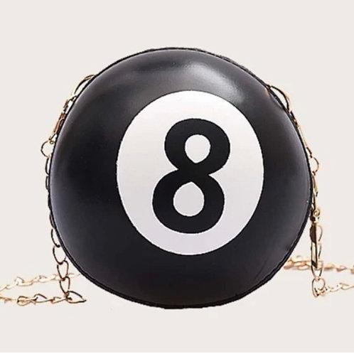 8 Ball Purse