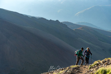 On the way to the Summit