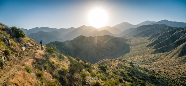 Mt Gorgonio valley