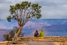 Grand Canyon Couple