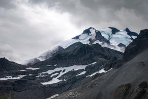 Glaciers on Glacier Peak
