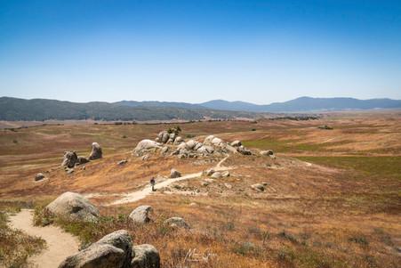 Rolling Grasslands N. of Eagle Rock