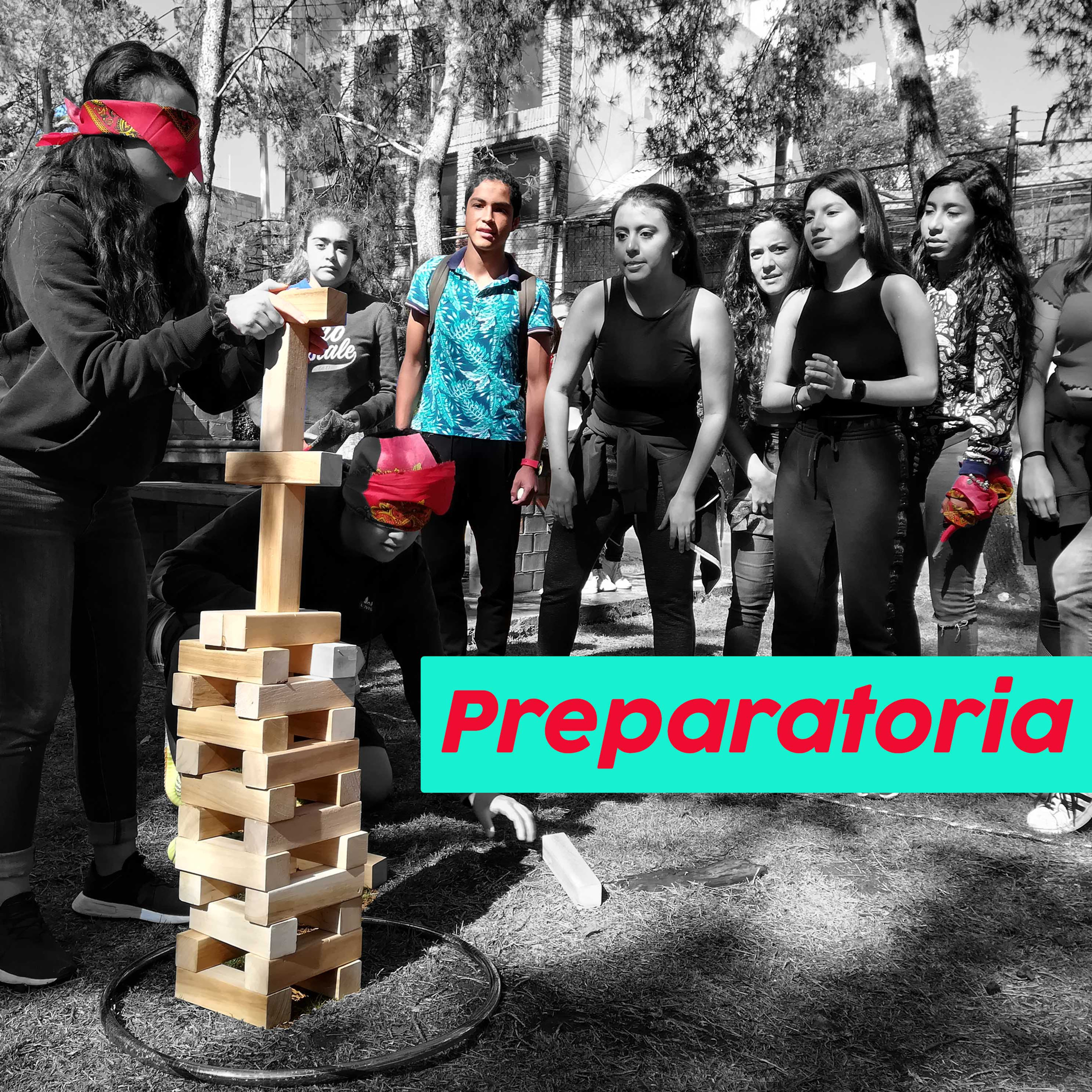AfterEsCool - Preparatoria