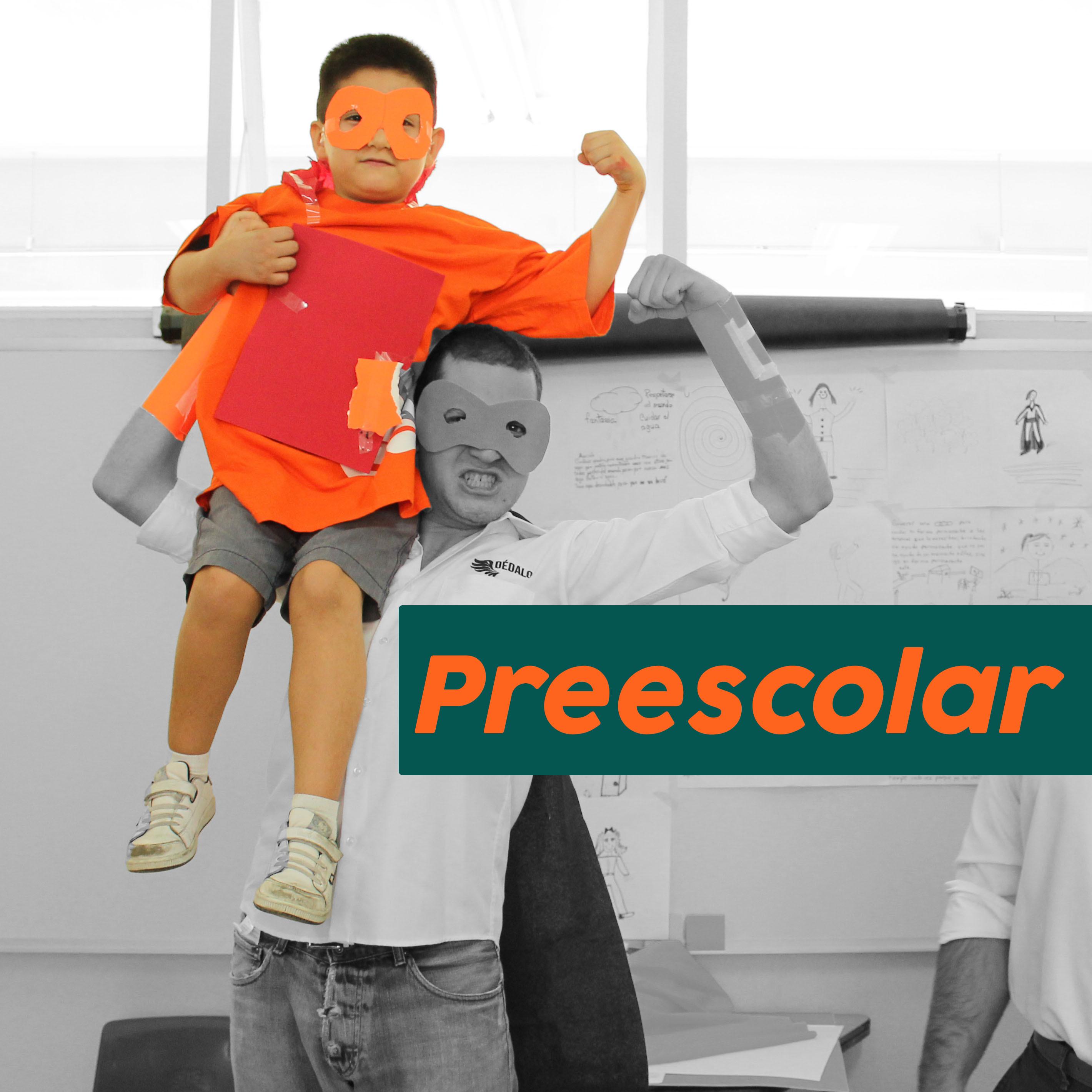 AfterEsCool - Preescolar