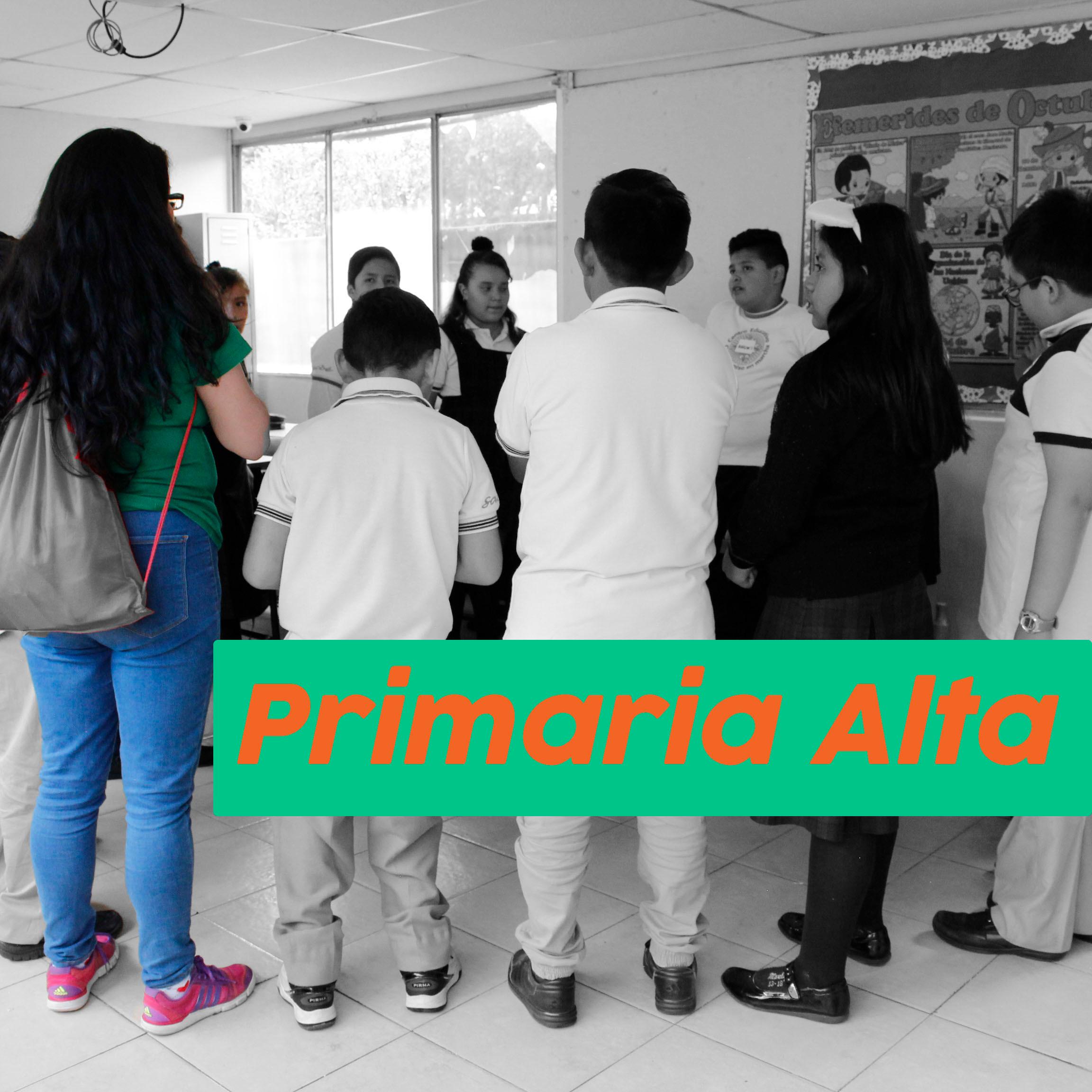 AfterEsCool - Primaria Alta