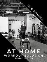 2110 Fitness _ At Home Dumbbell + Mobilt